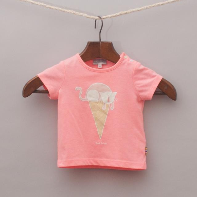 Paul Smith Cat T-Shirt