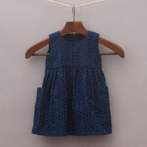 Needle Craft Detailed Dress
