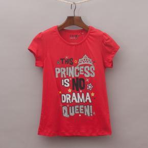 "Girls Rule Embellished T-Shirt ""Brand New"""