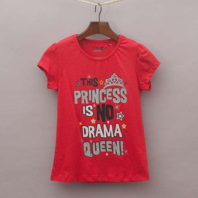 "Girls Rule Embellished T-Shirt ""Brand New"""