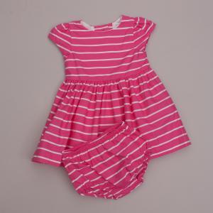 """Ralph Lauren Dress & Bloomers Set """"Brand New"""""""