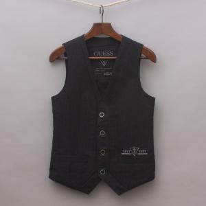 Guess Pinstripe Vest