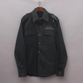 BaBiLong Pinstripe Shirt