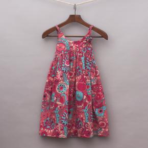 Run Scotty Run Patterned Dress