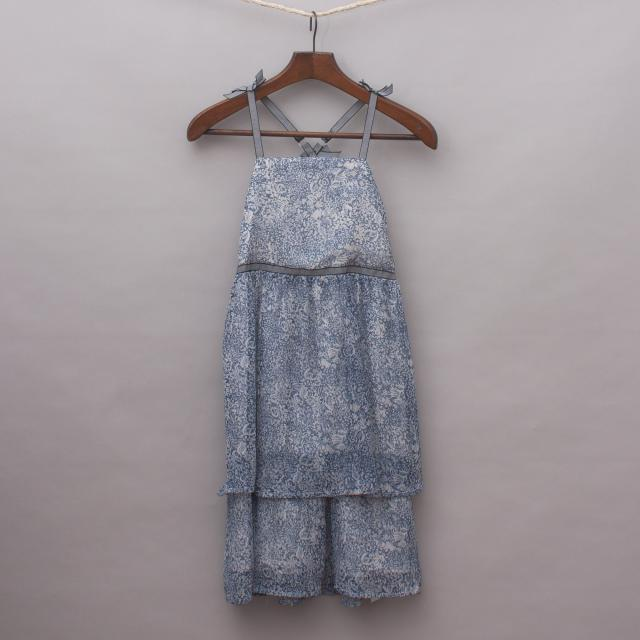 Chino Patterned Dress