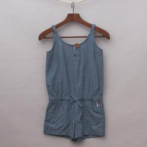 Roxy Denim-Look Playsuit