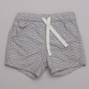 Purebaby ZigZag Shorts