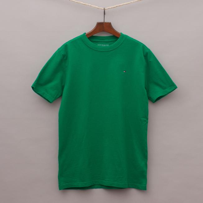 Tommy Hilfiger Green T-Shirt