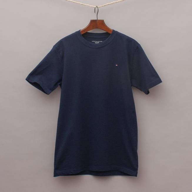 Tommy Hilfiger Navy Blue T-Shirt