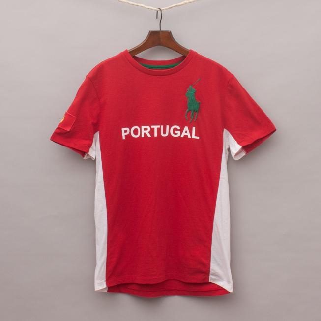 Ralph Lauren 'Portugal' T-Shirt