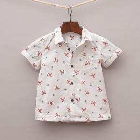 Jack & Milly Lobster Shirt