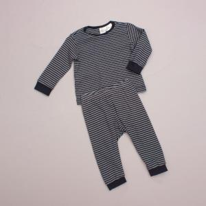 H&M Striped Pajamas