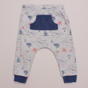 Marquise Map Pants