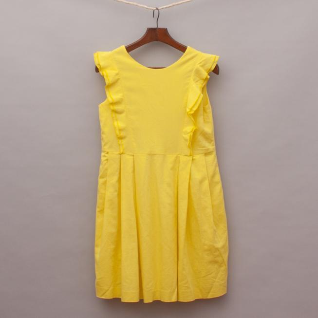 Jacadi Yellow Dress