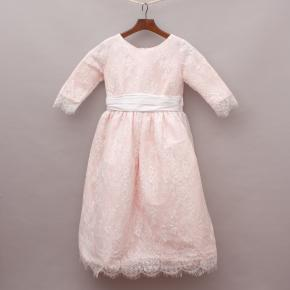 Sweet Kid's Lace Party Dress
