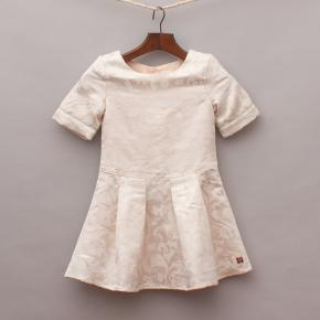 Carrement Beau Metallic Dress