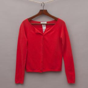 Jacadi Red Cardigan