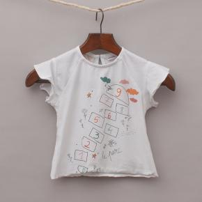 Zara Hop Scotch T-Shirt
