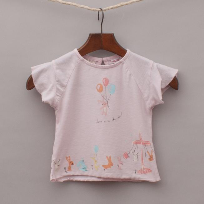 Zara Rabbit T-Shirt