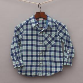 Milky Check Shirt