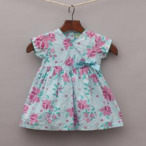 By Teddy Floral Dress