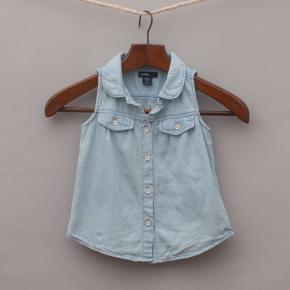 Gap Chambray Shirt