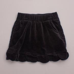 Country Road Vevet-Like Skirt
