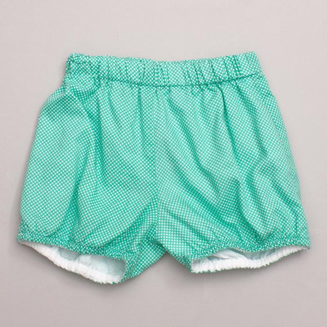 Neck & Neck Polka Dot Shorts