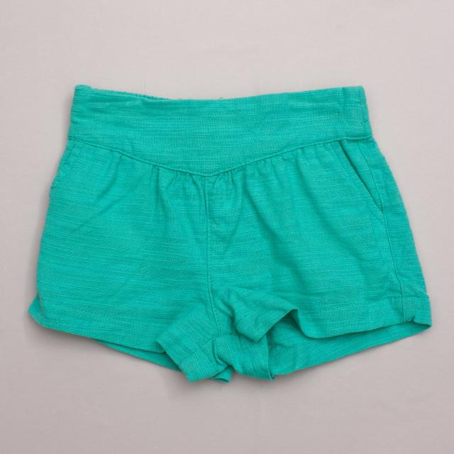 Cotton On Aqua Shorts