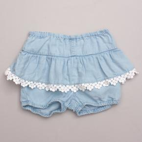 Seed Ruffled Shorts