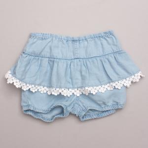 Seed Ruffled Shorts
