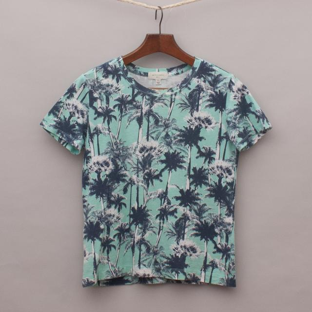 Witchery Palm Tree T-Shirt