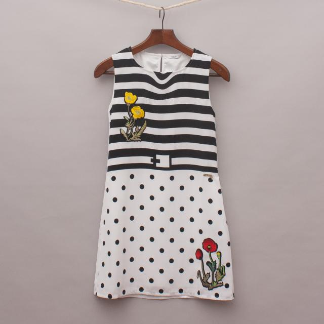 "Guess Embroidered Dress ""Brand New"""