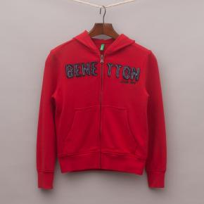 United Colours of Benetton Hooded Jumper