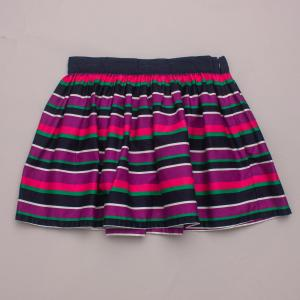 "United Colours of Benetton Striped Skirt ""Brand New"""