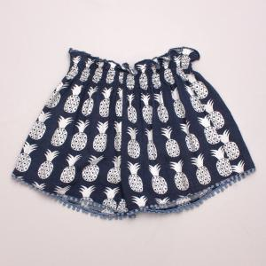 Seed Pineapple Shorts