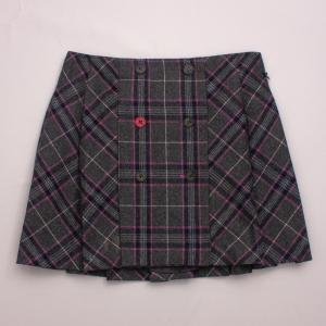 Paul Smith Argyle Skirt