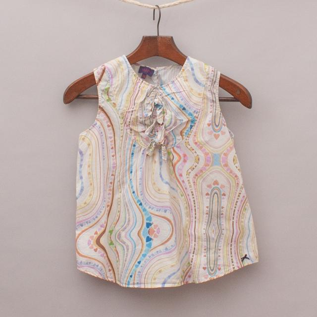 Paul Smith Patterned Top