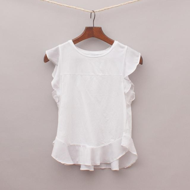 Witchery Frill Top