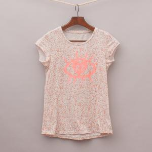 Scotch R'Belle Patterned T-Shirt