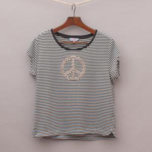 Minihaha Peace T-Shirt