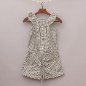 Miller Patterned Romper