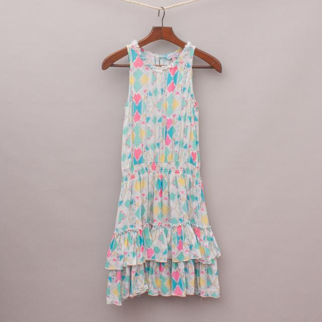 Minihaha Patterned Dress