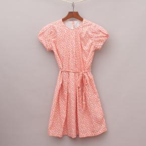 Miller Patterned Dress