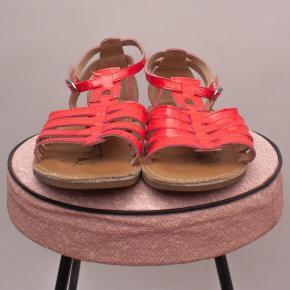 Bopy Red Sandals - EU 33