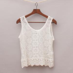 H&M Lace Singlet