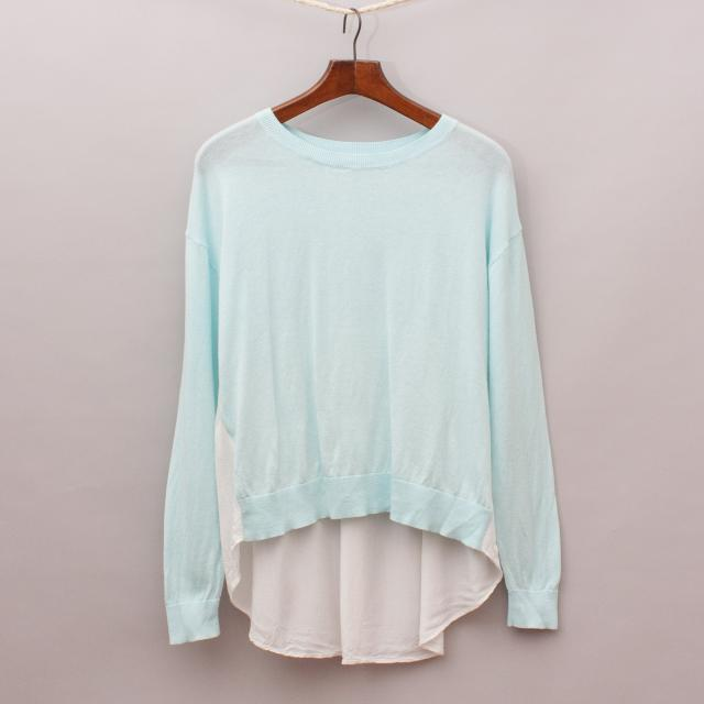 Witchery Contrasting Jumper