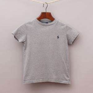 Ralph Lauren Grey T-Shirt