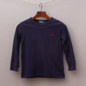 Ralph Lauren Navy Blue Long Sleeve