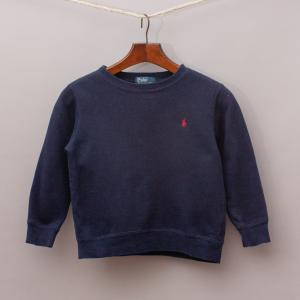 Ralph Lauren Navy Blue Jumper